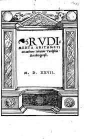 Rvdimenta Arithmetices