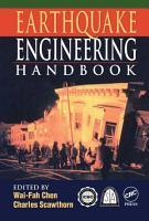 Earthquake Engineering Handbook PDF