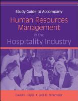 Human Resources Management in the Hospitality Industry  Study Guide PDF
