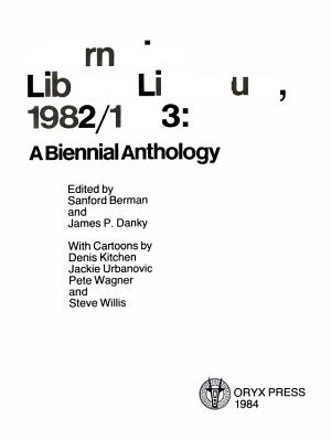 Alternative Library Literature 1982 1983 PDF