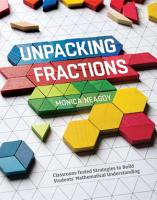 Unpacking Fractions PDF