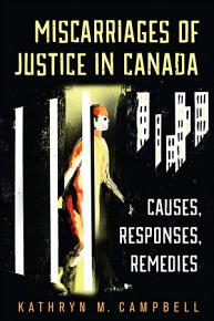Miscarriages of Justice in Canada PDF
