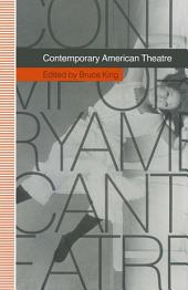 Contemporary American Theatre