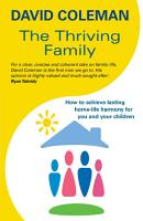 The Thriving Family PDF