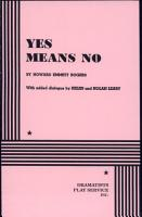 Yes Means No PDF
