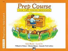 Alfred s Basic Piano Prep Course  Solo Book A PDF