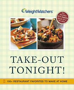 Weight Watchers Take Out Tonight  Book
