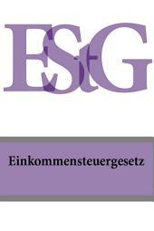 Einkommensteuergesetz - EStG