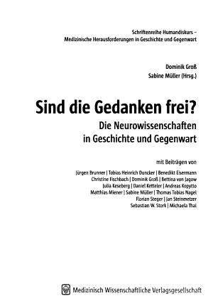 Sind die Gedanken frei  PDF