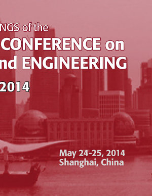 International Conference on Management and Engineering CME 2014  PDF