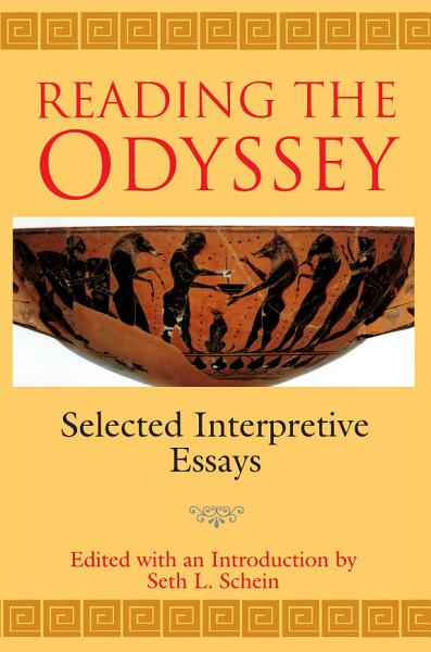 Download Reading the Odyssey Book