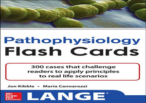 Pathophysiology Flash Cards Book