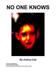No One Knows Book PDF