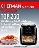 CHEFMAN AIR FRYER Cookbook