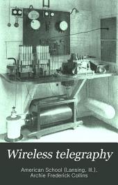 Wireless telegraphy: instruction paper
