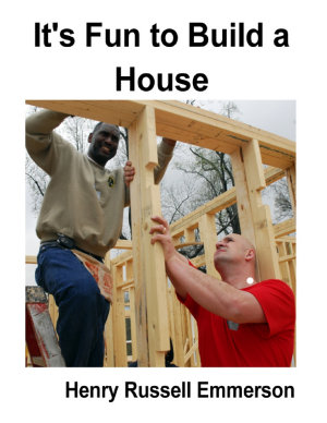 It's Fun to Build a House
