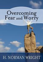 Overcoming Fear and Worry PDF