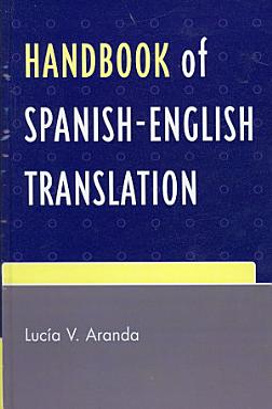 Handbook of Spanish English Translation PDF