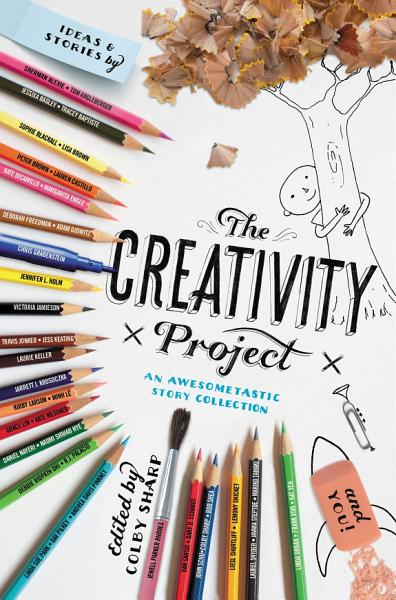 Download The Creativity Project Book