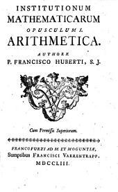 Arithmetica: Volume 1