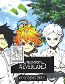 The Promised Neverland Coloring Book