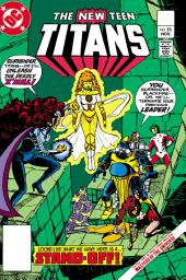 The New Teen Titans (1980-) #25
