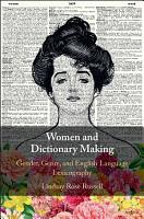 Women and Dictionary Making PDF