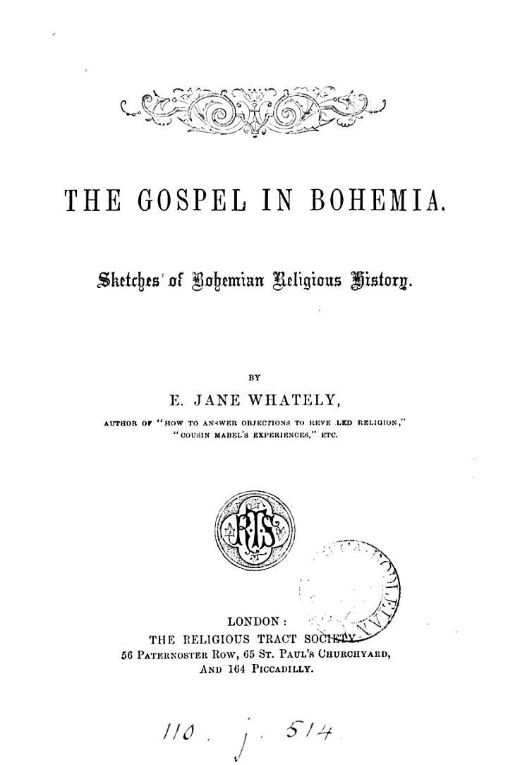 The Gospel in Bohemia