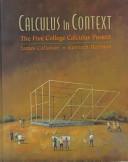 Calculus in Context