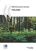 OECD Economic Surveys  Finland 2008 PDF