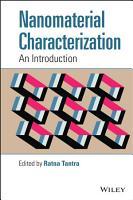 Nanomaterial Characterization PDF