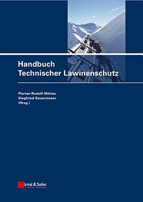 Handbuch Technischer Lawinenschutz PDF