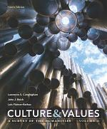Culture and Values: A Survey of the Humanities, Volume II