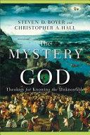 The Mystery of God PDF