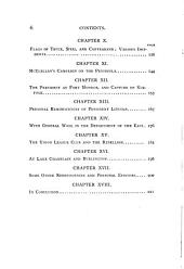 Personal Reminiscences of the Rebellion, 1861-1866