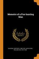 Memoirs of a Fox Hunting Man PDF