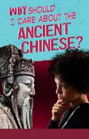 Why Should I Care about the Ancient Chinese  PDF