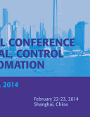 International Conference on Electrical, Control and Automation (ICECA 2014)