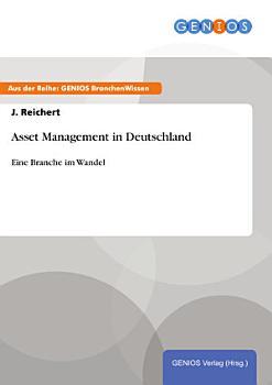 Asset Management in Deutschland PDF
