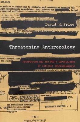 Threatening Anthropology PDF