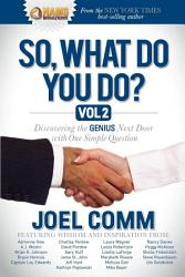 So What Do You Do  Book PDF
