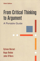 From Critical Thinking to Argument 6e   Documenting Sources in APA Style  2020 Update PDF