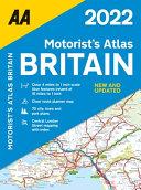 Motorist's Atlas Britain 2022