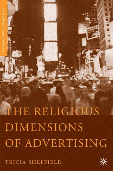 The Religious Dimensions of Advertising PDF