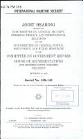 International Maritime Security PDF