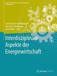 Interdisziplin  re Aspekte der Energiewirtschaft PDF