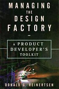 Managing the Design Factory Book