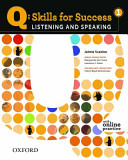 Q Skills for Success  Listening and Speaking 1  Student Book with Online Practice PDF
