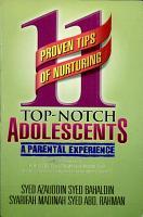 11 Proven Tips of Nurturing Top notch Adolescents PDF