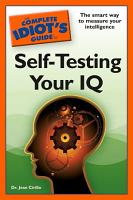The Complete Idiot s Guide to Self Testing Your IQ PDF